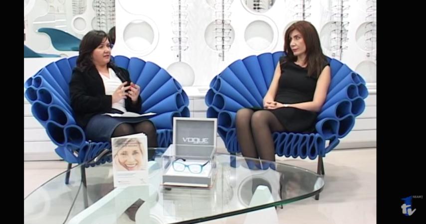 Dr. Oana Chelaru Postolache – Infomedica 1TV Neamt