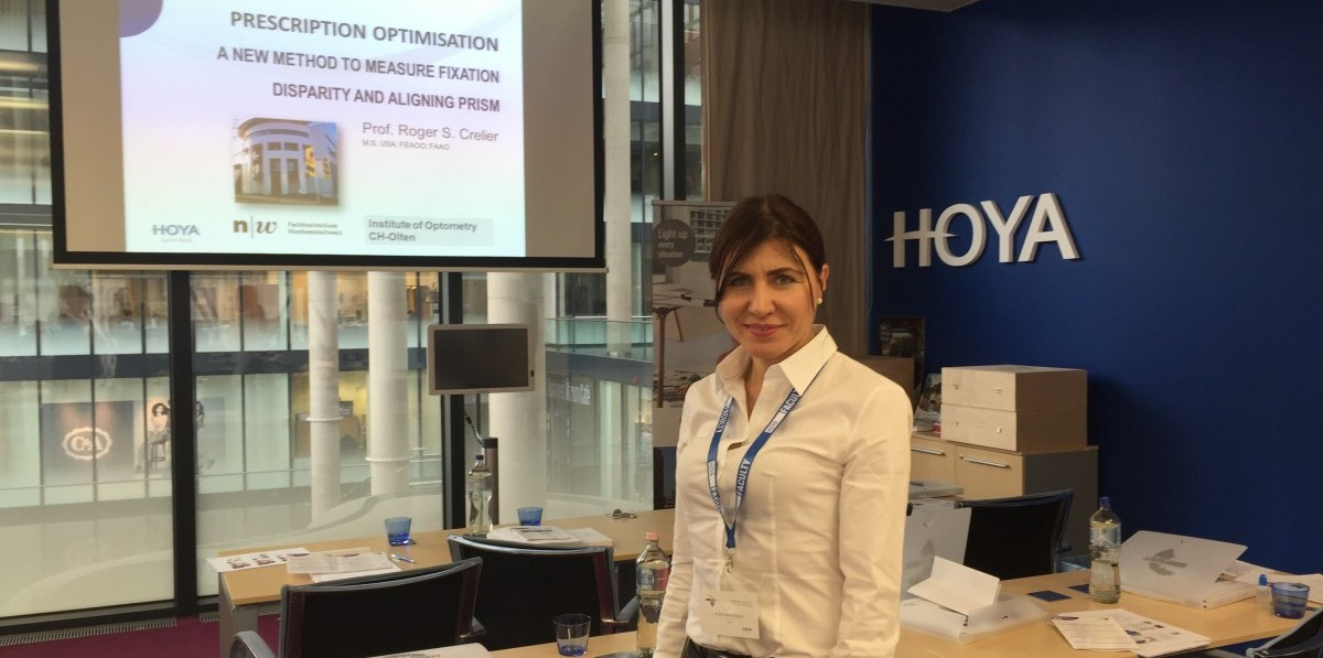 "Dr. Oana Postolache a participat la cursul ""International Hoya Faculty"", Budapesta"