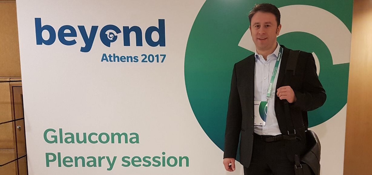 O noua etapa in chirurgia glaucomului – Dr. Cristian Postolache va folosi noul sistem de tratament al glaucomului XEN