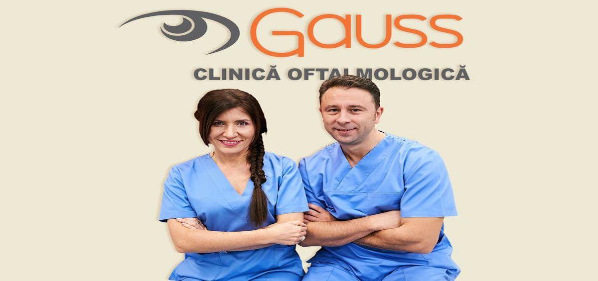 Gauss si excelenta in oftalmologie
